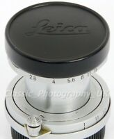 LEICA Lens Cap 42mm Copy of Leitz ORQDO for E39 SUMMARON Summicron Tele-ELMARIT