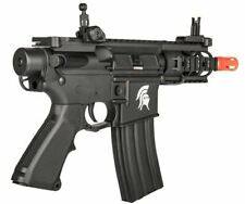 Lancer Tactical LT-708 M4 708 Full Metal AEG Airsoft Rifle Toy Black