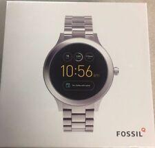 Fossil Q Venture Gen 3 Smartwatch 42mm Stainless Steel Silver FTW6003
