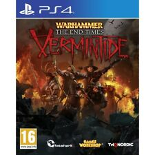 Warhammer End Times Vermintide PlayStation 4 Ps4 Release