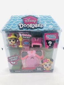 Disney Doorables Mini Playset Minnie Mouse's Garden Cottage