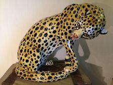 Luipaard / Leopard barbotine