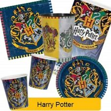 HARRY POTTER Birthday Party Range - Tableware Balloons & Decorations {Unique}
