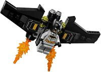 LEGO BATMAN MINIFIGURE 76097 & BAT JETPACK WITH POWERBURST - DC SUPERHEROES