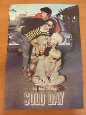 B1A4 - Solo Day (Ver. A) [OFFICIAL] POSTER  K-POP