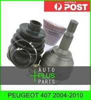 Fits PEUGEOT 407 2004-2010 - Outer Cv Joint 39X58.5X28