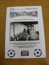 30/01/2014 The Football Traveller Magazine: Volume 27 Issue 23 - Cover Pictures