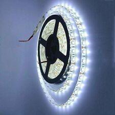 2 x 5M LED strip 5050 60LED/M DC12V Flexible LED Light Strip Cool White
