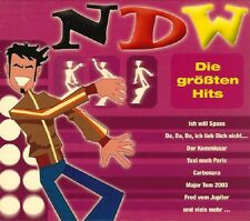 NDW Die größten Hits - 3CD - Box Set (Trio, Falco, Hubert Kah, Extrabreit,..)