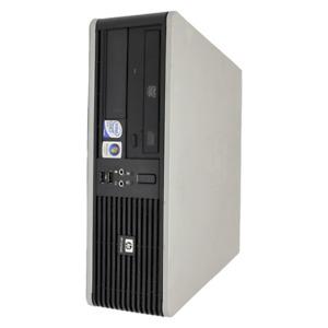 HP Compaq dc7900 SFF / Intel Core2Duo E7300 @ 2.66GHz / 2GB / 160GB