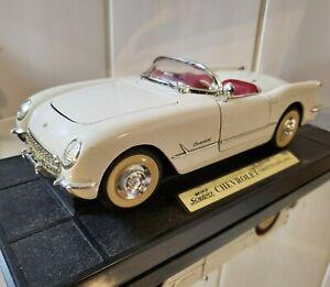 SOLIDO 1:18 Chevrolet Corvette Cabriolet 1953 No OTTO GT Spirit Minichamps Norev