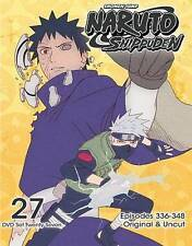 Naruto: Shippuden - Box Set 27 (DVD, 2016, 2-Disc Set) BRAND NEW