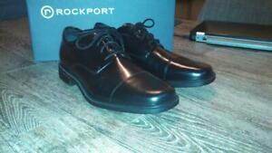 Rockport Ellingwood in black