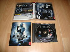 THE CHRONICLES OF RIDDICK ASSAULT ON DARK ATHENA PARA LA SONY PS3 USADO COMPLETO