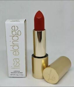 Lisa Eldridge Lipstick Velvet Morning  3.5g  (red shade)