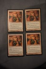 WOW LOOK!!! MTG 4X ZUBERI 4X GOLDEN FEATHER MAGIC THE GATHERING FREE SHIPPING!!!