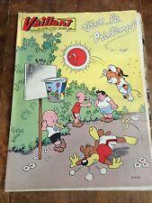 vaillant no 723 (1959) le journal le plus captivant BD ancienne pif
