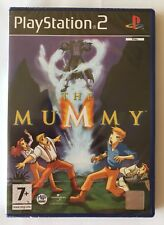 PS2 The Mummy (2005), UK Pal, Brand New & Factory Sealed