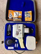 Vintage Germany Agfa Movex reflex 8mm Movie Camera Mint condition