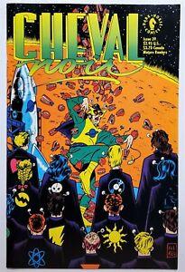 Cheval Noir #39 (Feb 1993, Dark Horse) VF/NM