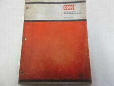 CASE 580B CK Tractor Heavy Equipment 207 Engine Parts Catalog Manual OEM Book **