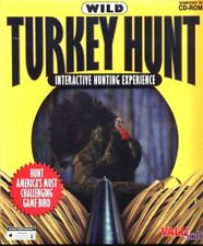 Wild Turkey Hunt (PC-CD, 1997) for Windows 95 - NEW CD in SLEEVE