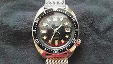 RARE VINTAGE SEIKO DIVE WATCH 6105 8000