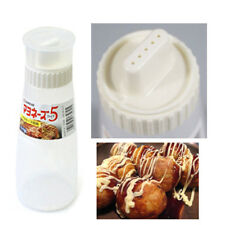 5 holes takoyaki sauce bottle case Condiments / made in japan