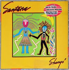 33t Santana - Shango (LP) - 1982