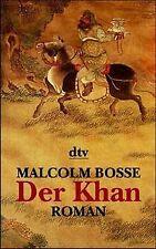 Der Khan von Bosse, Malcolm J. | Buch | Zustand gut