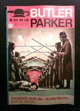 Butler Parker Nr.: 233