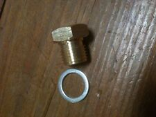 SATURN Oil Pressure Gauge Fitting Adapter S-series