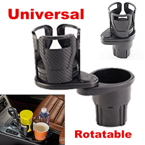 1x Adjustable Car Accessories Drink Cup Holder Travel Coffee Bottle Cup Stand