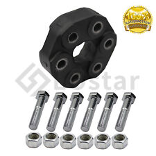 Drive Shaft Coupling Flex Disc Rubber For Bmw 325Ci 320i Z4 26111227410 w/Bolts