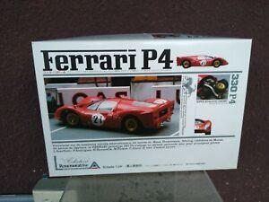 1/24 Union/Heller Ferrari 330P4 Model Kit
