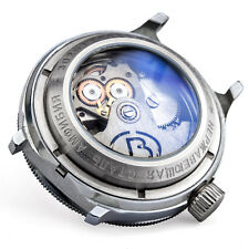Vostok Glass Bottom 10 ATM Stainless Steel Matt for Russian Watch Automatic