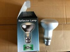 Crompton Reflector Lamp 40W 64mm dia, Diffused BC-B22d 240V