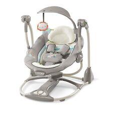 Baby Bouncer Swing Chair Rocker Toys Vibration Unisex Boy Girl Seater Newborn