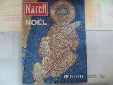 PARIS MATCH N°247 NOEL 1953 JEANNE D'ARC RAYMOND GRASSI CHICKHAOUI PEPPONE  G44