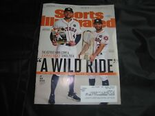 """World Series Houston Astros """"A Wild Ride"""" Sports Illustrated Cover 11-13-17"""