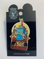 DLR 75Th Anniversary The Concert Band 3D Disney Pin LE (B)