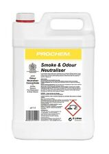 5litres Prochem Smoke Neutraliser for Fire Damage, fogging machine additive