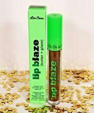 LIME CRIME ~ Lip Blaze Cream Liquid Lipstick ~ Moss ~ BNIB ~ 100% Authentic!