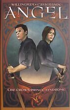 ANGEL - THE CROWN PRICE SYNDROME  GRAPHIC NOVEL MINT!