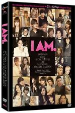 I Am: Sm Town Live World Tour In Madison Square Ga - 4 DISC SET (2012, DVD New)