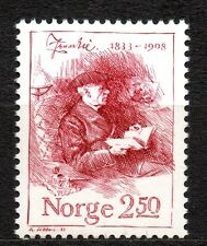 Norway - 1983 Jonas Lie Mi. 890 MNH