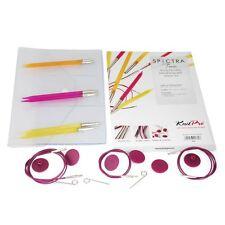 Knitpro Spectra Trendz Intercambiables Circular Aguja Starter Set 4,5 & 6mm