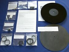 SRM TECH ULTIMATE REGA ENHANCEMENT KIT - HEARING IS BELIEVING - HI FI WORLD MAG