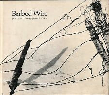 Barbed Wire by L. Douglas Hill and John S. Harris 1974 HCDJ Utah