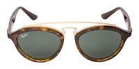 Ray Ban Gatsby II RB4257 710/71 50 Tortoise Frame Green Classic Lens Sunglasses
